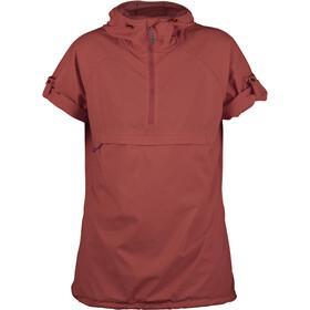 Fjällräven High Coast t-shirt Dames rood
